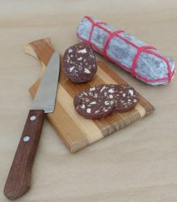 Kit Salame de chocolate
