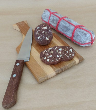 Kit Salame de chocolate